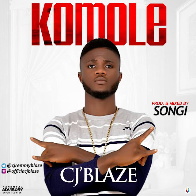Music: ​Cj Blaze – komole