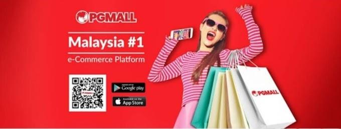 PG Mall Platform E-commerce Tempatan No.1 Di Malaysia