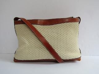 Suarez Woven Bag