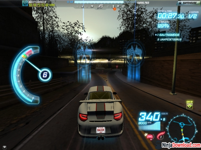 All about Need For Speed World