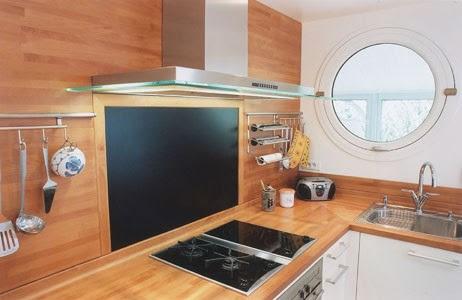 Quelques id es plan de travail de cuisine blog home deco - Type de plan de travail cuisine ...