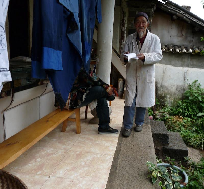 le célèbre Docteur HO, 87 ans,