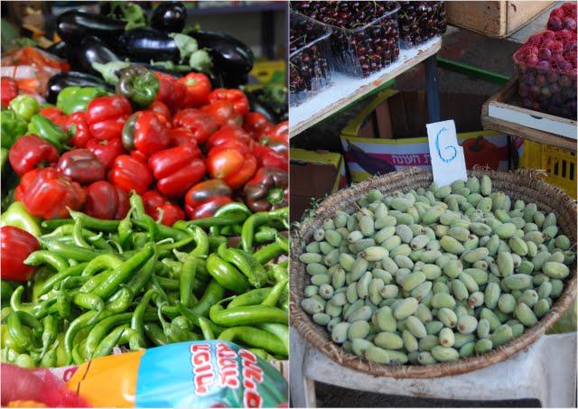 tiberias market
