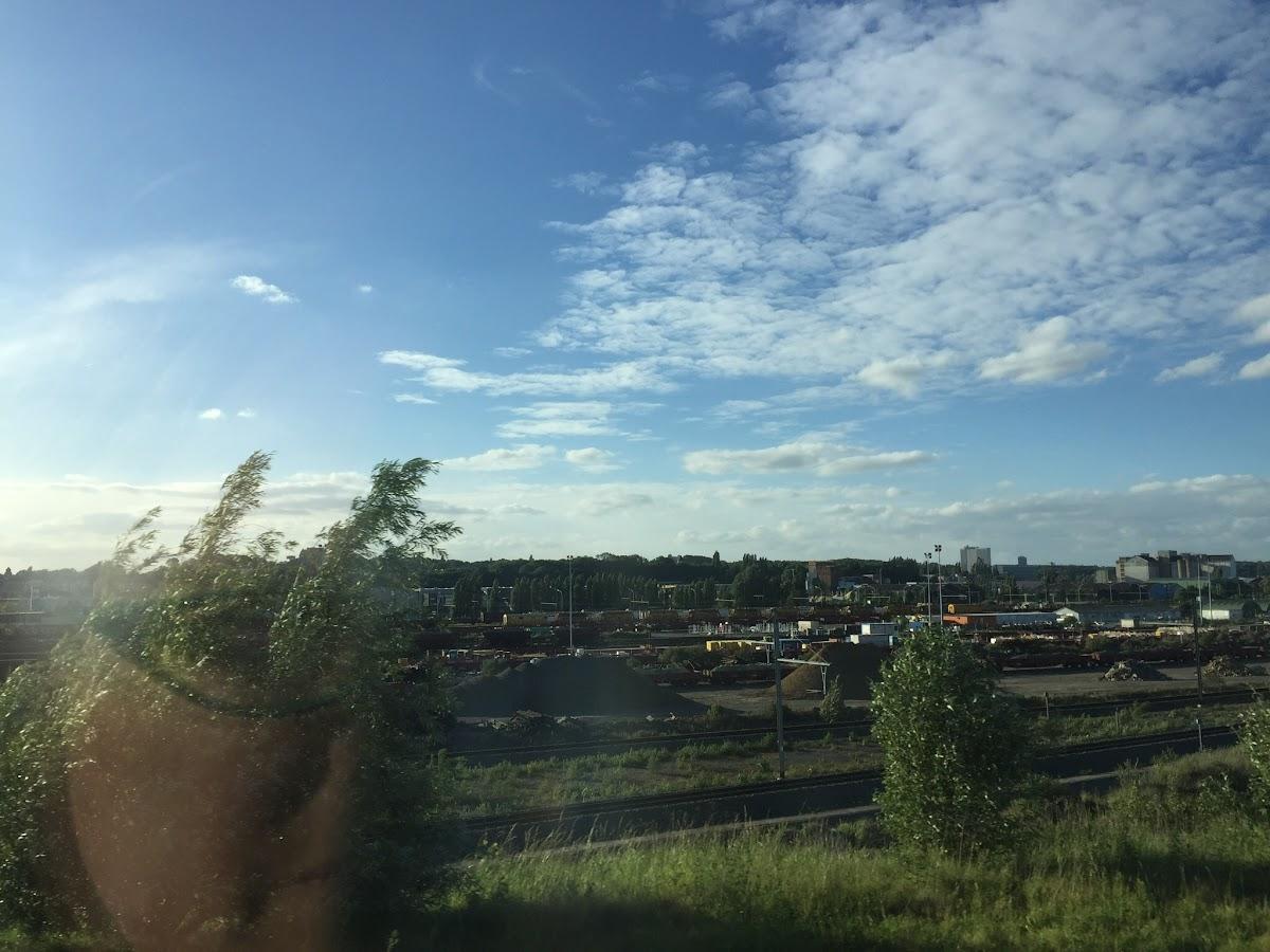 Prendre le train en Belgique