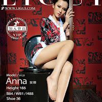LiGui 2014.03.05 网络丽人 Model 安娜 [43P] cover.jpg