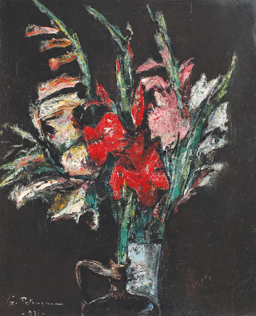 Gheorghe Petrașcu - Gladiole