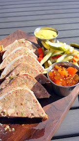 Country Style Pork Pâté at Altabira City Tavern
