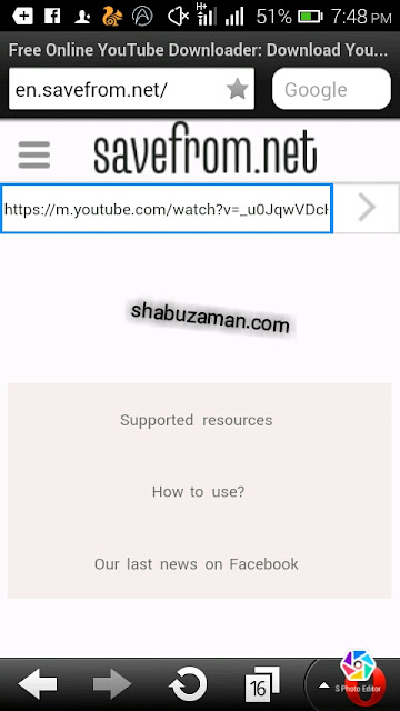 Six different ways to download youtube videos on android welcome go to your browser and visit youtube then search for the video example the avengers then add ss to the url of the video and press ok or enter ccuart Images
