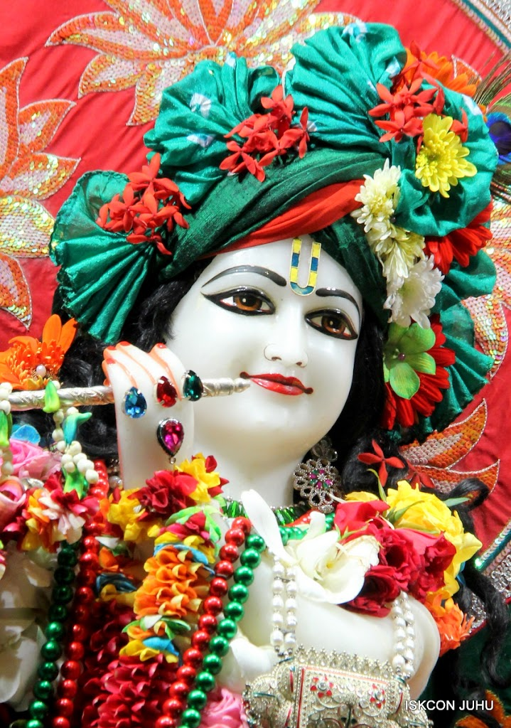 ISKCON Juhu Sringar Deity Darshan on 28th Aug 2016 (18)