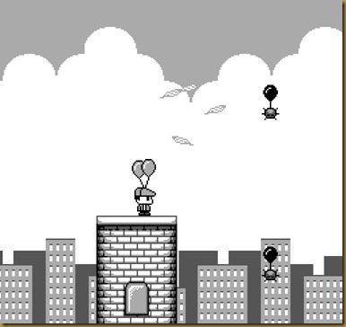 Lou-ny Balloon-y Goes Floatin' 'Round Town