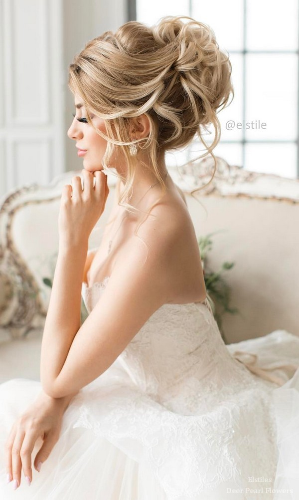 Most Popular Wedding Hairstyles For Women's 2018 4