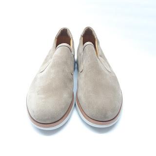 Giorgio Armani Suede Sneakers