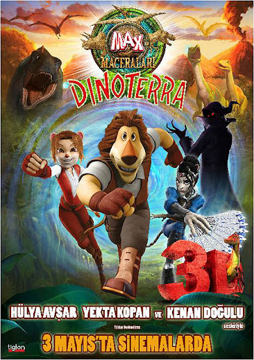 Max Maceraları 3: Dinoterra