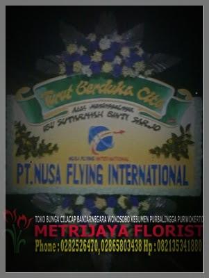 turut berdukacita dari nusa flying international