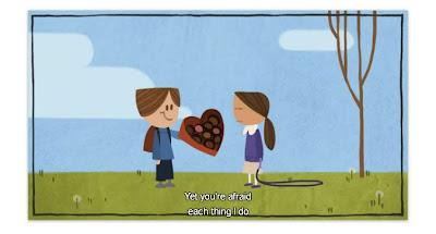 Happy Valentine ! Googleもバレンタインだけど・・・