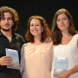 Presentación libro Irene Figueredo
