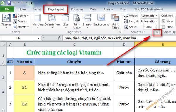 Hướng dẫn cố định dòng, cột trong Excel