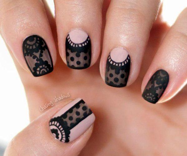 Cute 3d Nail Art Designs Papillon Day Spa