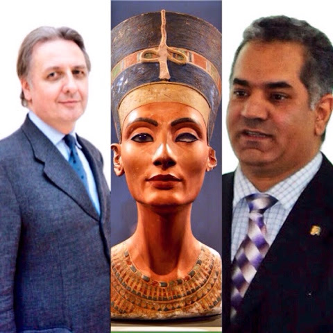 In details: Egyptian Minister of Antiquities agrees with Reeves