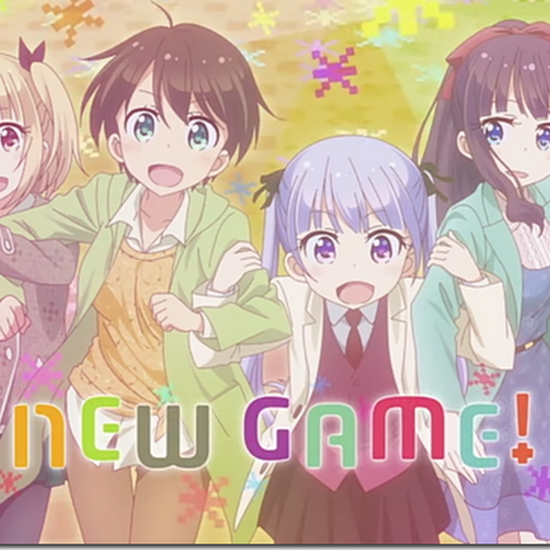 [Review] New Game!