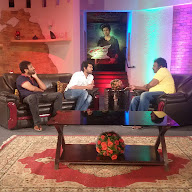 Vinayak at Bruce Lee Interview Sets
