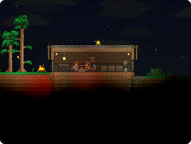 Terraria-Walkthrough_Night