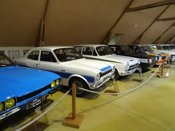 2018.07.02-218 Ford Capri 2600 RS 1972, RS 2000 1974 et Cortina Lotus MKI 1965