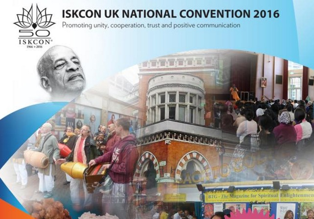 ISKCON UK National Convention 2016 thumbnail
