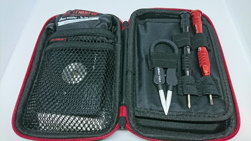 DSC 4059 thumb%255B2%255D - 【DIY/ビルド】「CoilMaster DIY ミニキット」(コイルマスターDIYミニキット)レビュー。簡易VAPEビルド用品とバッグのセットは持ち運びで出先に便利!【小物/工具/VAPE/電子タバコ/VAPE STEEZ/eREC】