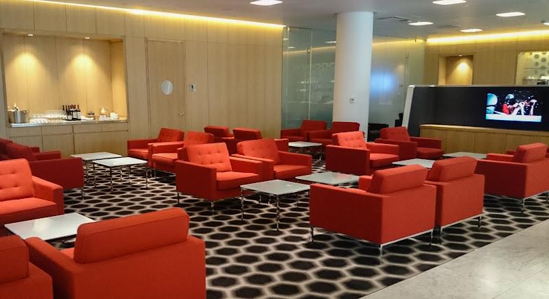JL%252520LAX NRT 5 - REVIEW - Qantas First Class Lounge - Los Angeles LAX Airport (TBIT)