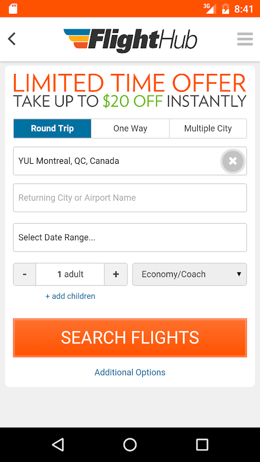 Save up to dollars when you book your flight and hotel together!/10 (56K reviews).