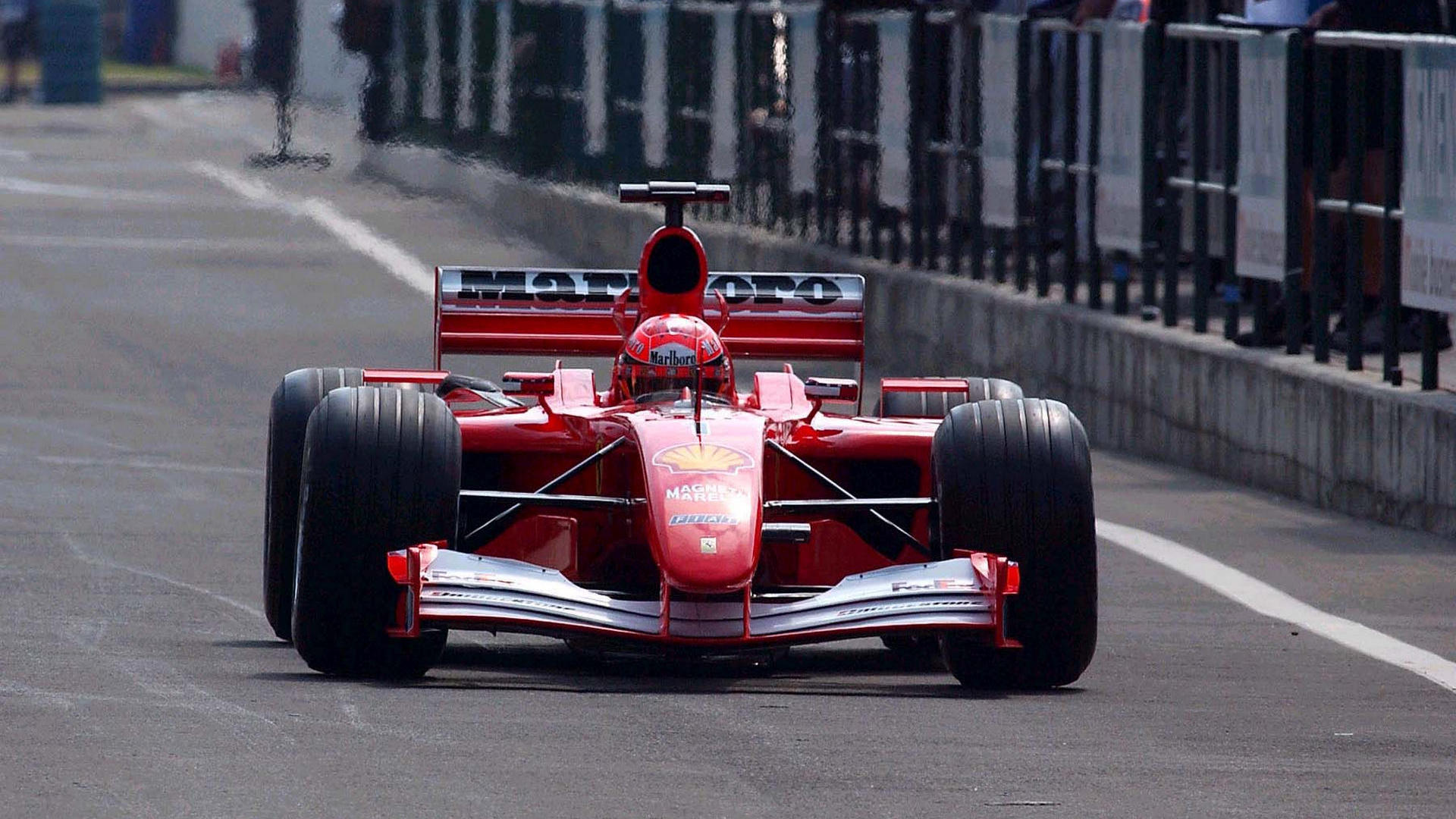ferrari f2001 michael schumacher - photo #34