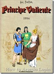 P00018 - Príncipe Valiente (1954)