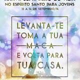 XXXVII Seminário de Vida no Espírito Santo para Jovems