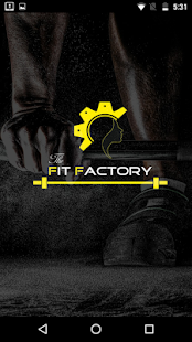 The Fit Factory- Never Give Up - náhled