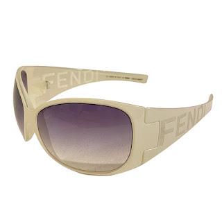 Fendi Wraparound Sunglasses