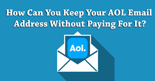 How Can I Keep My AOL Email Address Without Paying For It