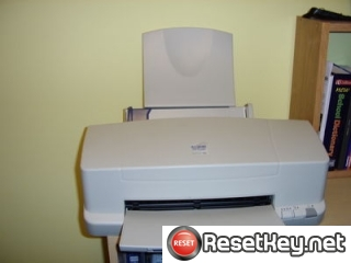 Reset Epson Color 760 printer Waste Ink Pads Counter