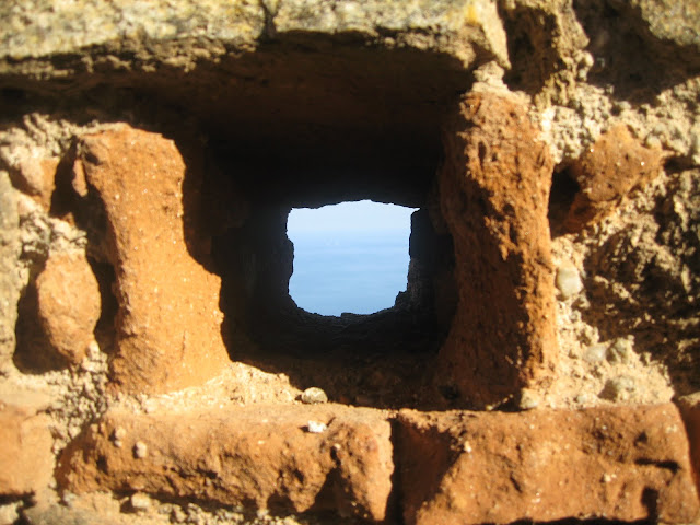 Looking towards the sea - a great metaphor for the entrepreneurial or starting your own business