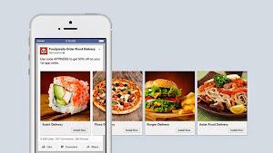 Quảng cáo sản phẩm trên facebook tiện lợi với Carousel format
