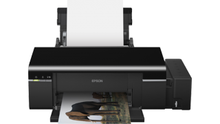 download Epson L800 printer's driver