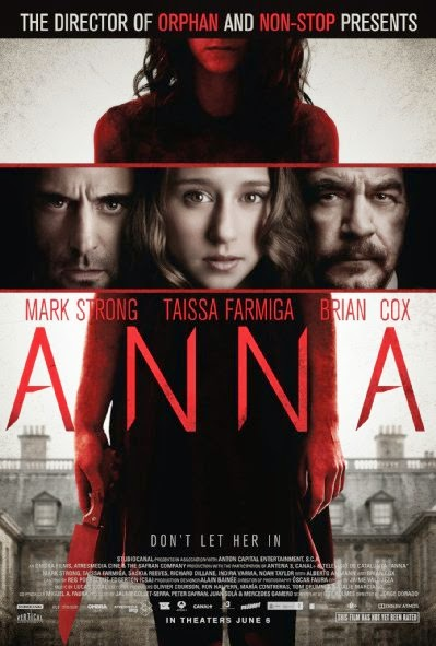 Poster Of English Movie Anna (2013) Free Download Full New Hollywood Movie Watch Online At Alldownloads4u.Com