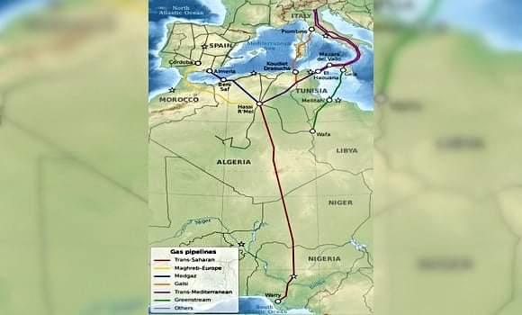 Nigeria inicia la construcción de un 'megagasoducto' que tiene como objetivo conectarse con Argelia.