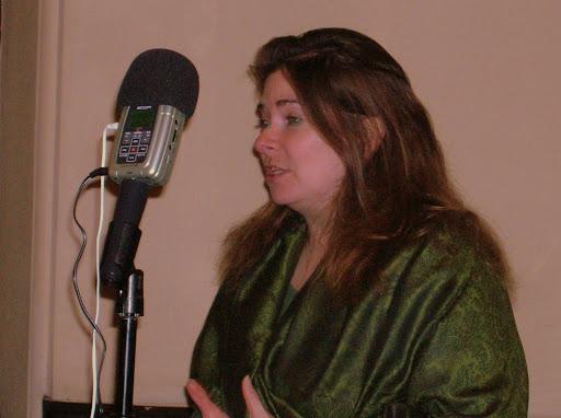Moire Magdalene