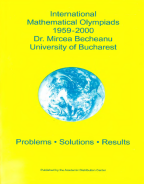 International Mathematical Olympiad 1959-2000