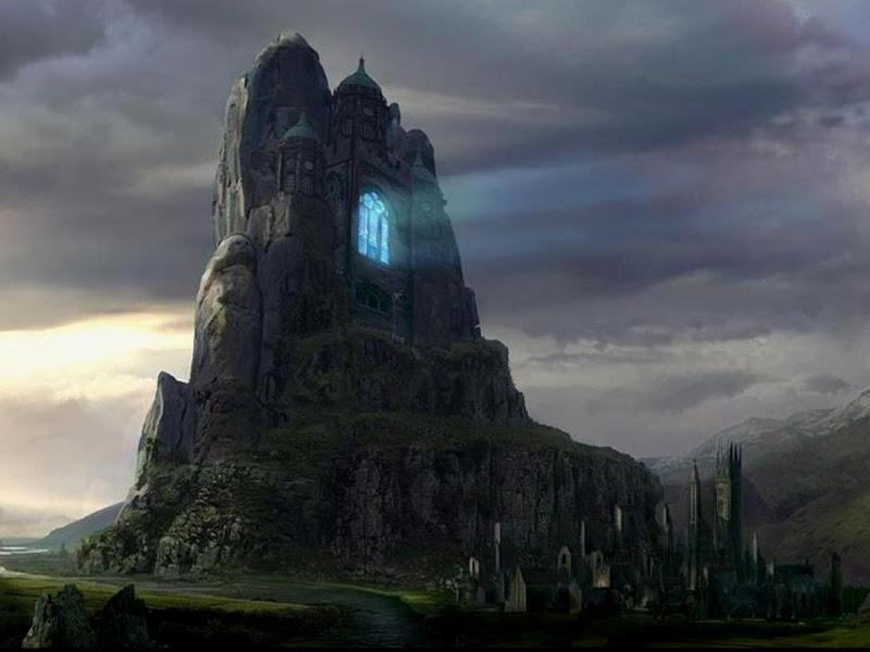 Horror Landscape Of Nightmare 5, Magical Landscapes 3