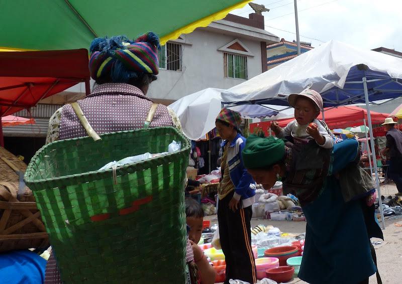 CHINE SICHUAN.XI CHANG ET MINORITE YI, à 1 heure de route de la ville - 1sichuan%2B967.JPG