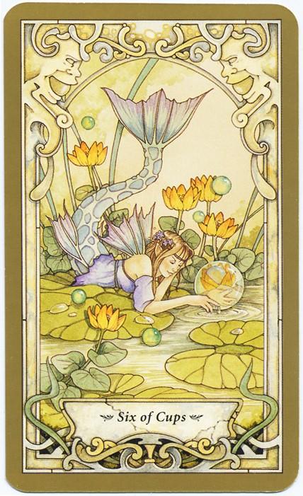 Mystic Faerie Tarot The World: Альбом Mystic Faerie Tarot