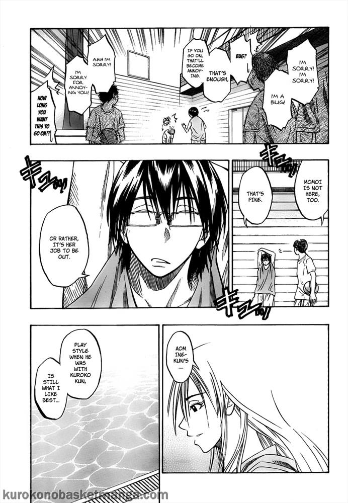 Kuroko no Basket Manga Chapter 39 - Image 13