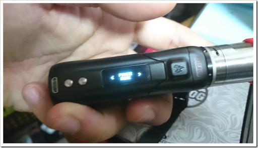 DSC 1336 thumb%25255B3%25255D - 【MOD】旅先に持ち運びたいコンパクトなUD BALROG TC 70Wキットレビュー!